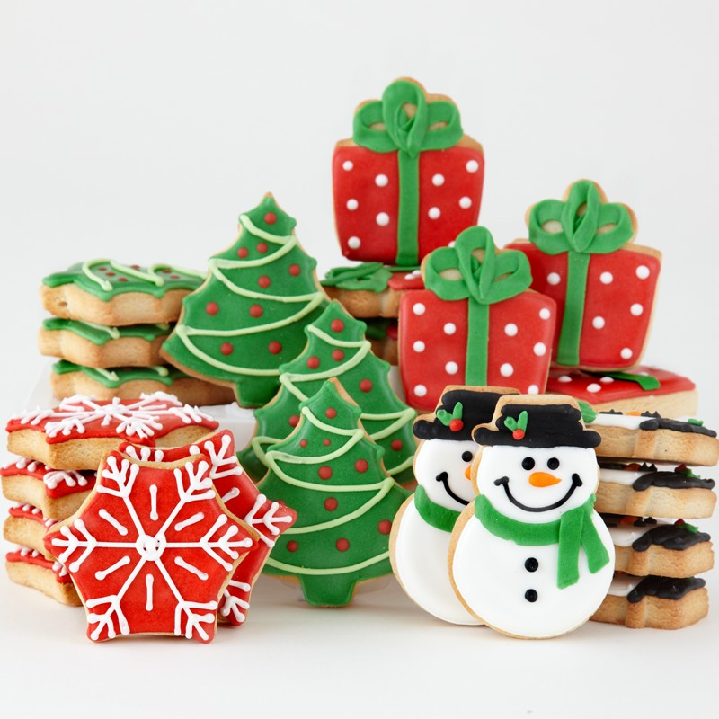 decorated christmas cookies 2015 vek1alna
