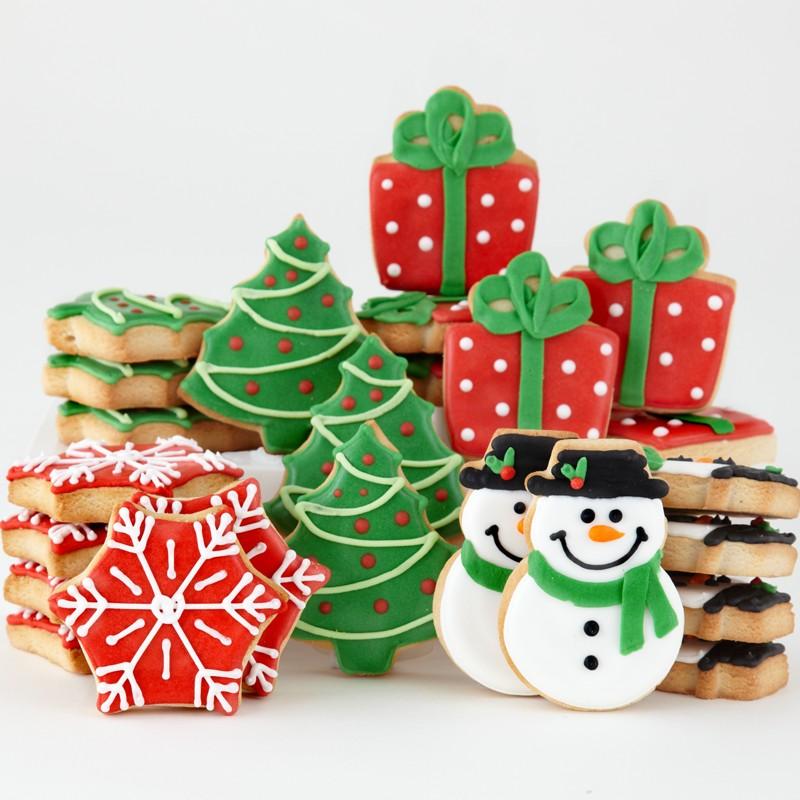 Decorated Christmas Cookies 2015 Vek1alna La Toque De Cindy