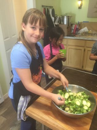 Sofia Colace, Brussels Sprouts