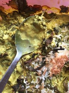 Creamed Kale Photo