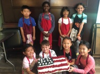 Flag Cake 2019